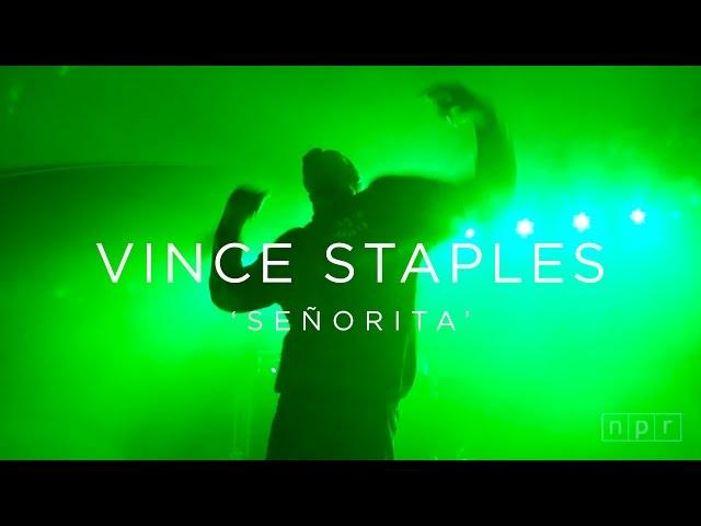 'Señorita' SXSW 2016 | NPR MUSIC FRONT ROW