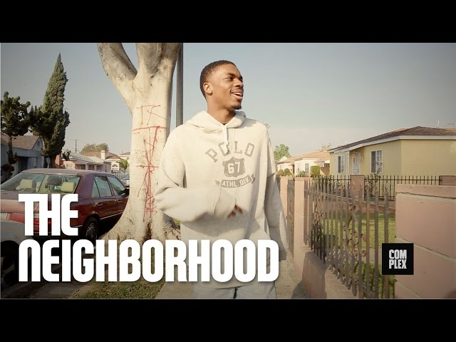 Vince Staples Gives Complex A Tour of Long Beach, CA