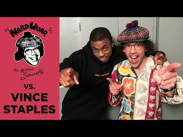 Nardwuar vs. Vince Staples