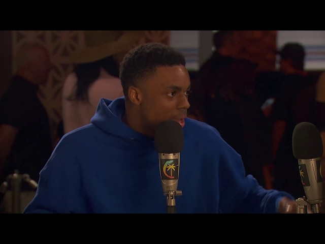 Vince Staples Interview (Coachella '18)