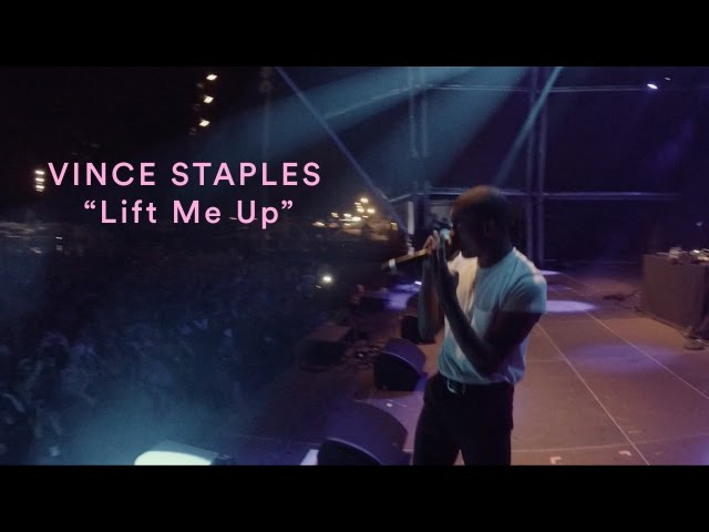 """Lift Me Up"" at Primavera Sound Festival 2016 