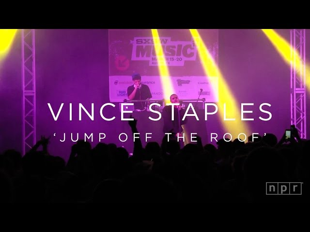 'Jump Off The Roof' SXSW 2016 | NPR MUSIC FRONT ROW